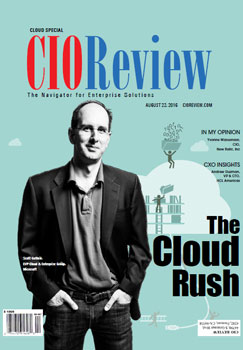 20 Most Promising Cloud Solution Providers 2016