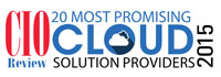 Top 20 Cloud Solution Companies - 2015